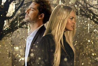 David Bisbal and Carrie Underwood Go Bilingual In New 'Tears of Gold:' Watch The Premiere