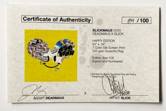 deadmau5 and OG Slick Release Limited Edition Capsule Collection