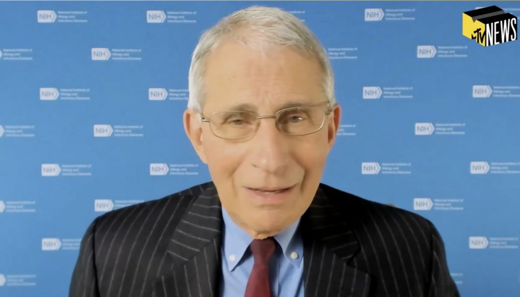 Dr. Anthony Fauci Answers Your COVID-19 Vaccine Questions: 'You Can Have An Informed Choice'