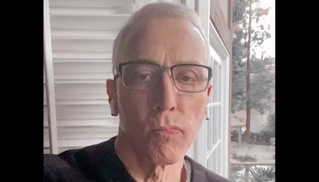 Dr. Drew Diagnosed with COVID-19 After Downplaying Pandemic
