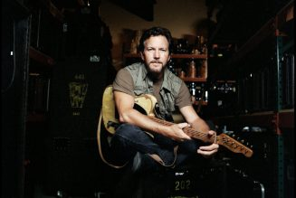 Eddie Vedder Adds Four New Songs to Matter of Time Single