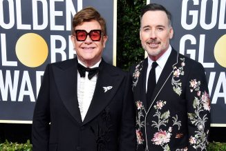 Elton John & David Furnish Vow to Keep Fighting for LGBTQ+ Equality in Throwback Anniversary Post