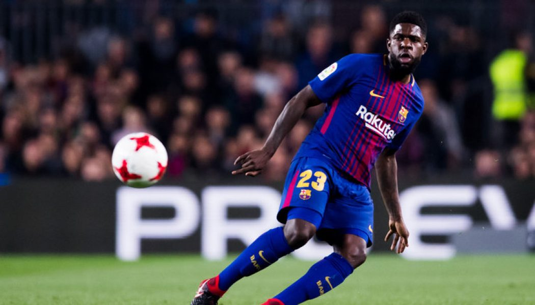 Everton Linked to Samuel Umtiti