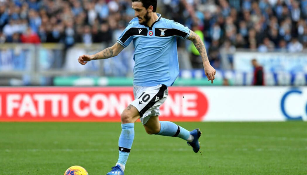 Everton Linked With €40m Move for Lazio Man