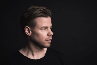 "Ferry Corsten Collaborated With 22 of His Fans to Produce His New Trance Single, ""Free"""