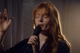 """Florence Welch Shares Gorgeous Cover of """"Have Yourself a Merry Little Christmas"""": Stream"""