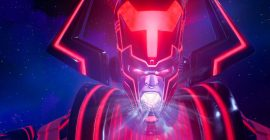 Fortnite's Galactus event was a giant arcade shooter — and now the game is down