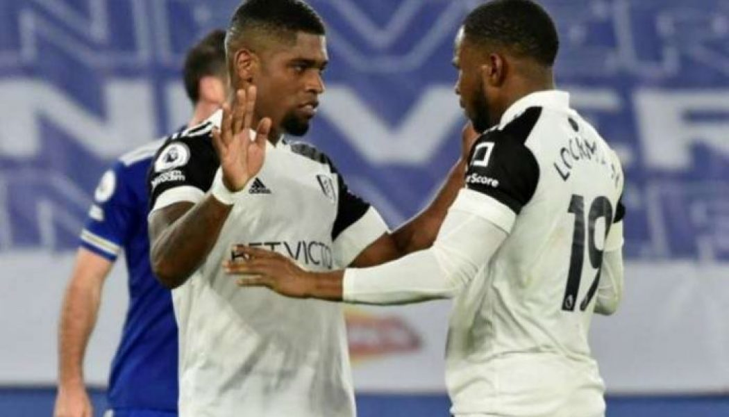 Fulham shock Leicester to go out of relegation zone