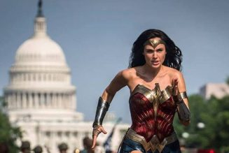 Gal Gadot Lassos Flying Bullets In Action-Packed Wonder Woman 1984 Clip