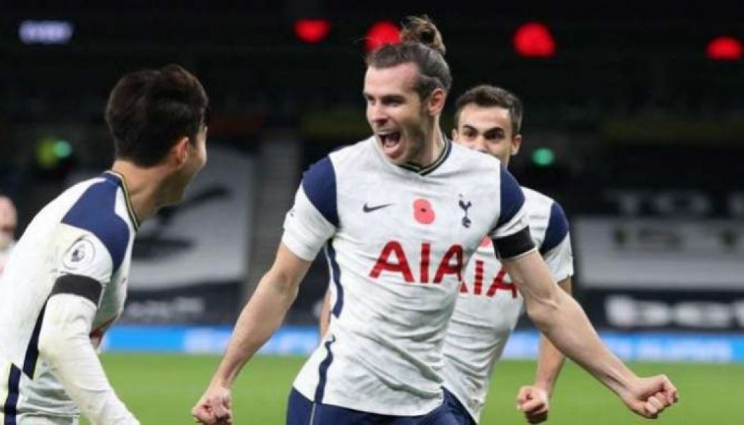 Gareth Bale scores 200th career goal