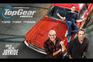 Get Ready For the All-New Top Gear America!