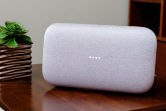 Google discontinues the Google Home Max