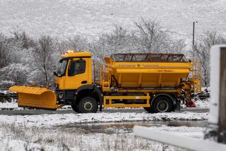 Great Scot! Scotland Gives Its Snowplows—All of Them—Hilarious Names
