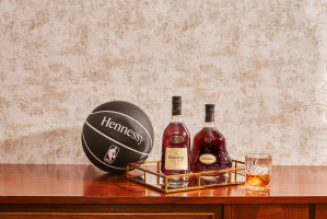 Hennessy Continues Partnership With NBA, Launches New Lines Campaign With Nas & Natasha Cloud