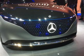 High EQ: Next Mercedes EV Debuts in Early 2021, EQS Flagship Due by Mid-Year