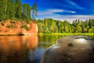 Hiking in Latvia: where to find the best trails