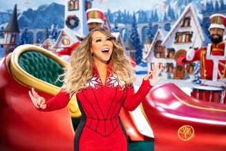 Holiday Titles Make Up Nine of Streaming Songs' Top 10 for the First Time