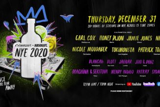 Honey Dijon, Nicole Moudaber, Patrick Topping Join Absolut and Beatport's NYE Show