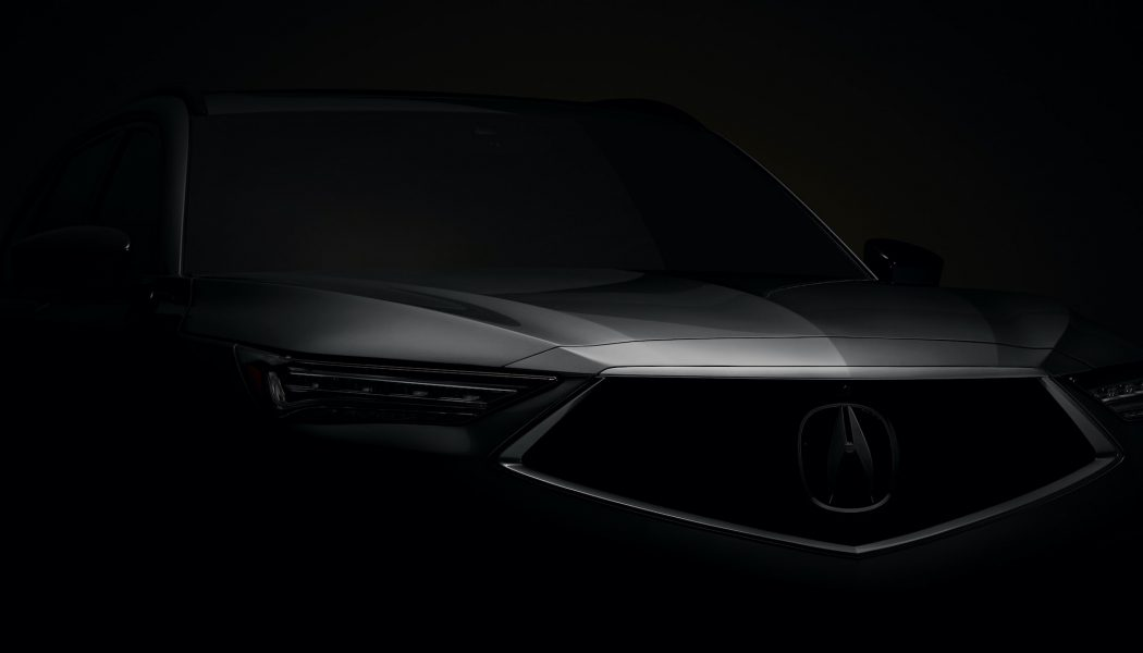 How to Watch the 2022 Acura MDX Reveal