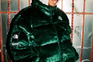 Hypebeast Alert: Supreme Unveils New Faux Fur Coat Collection With The North Face