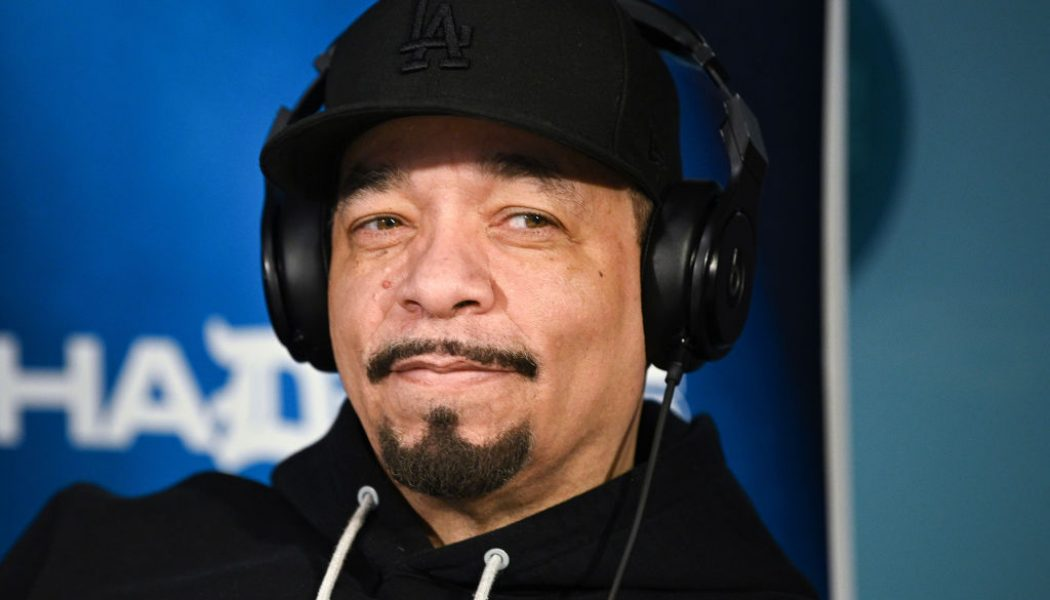 """Ice-T Reveals His """"No Masker"""" Father-In-Law's Scary Bout With COVID-19 Has Now Made Him A Believer"""