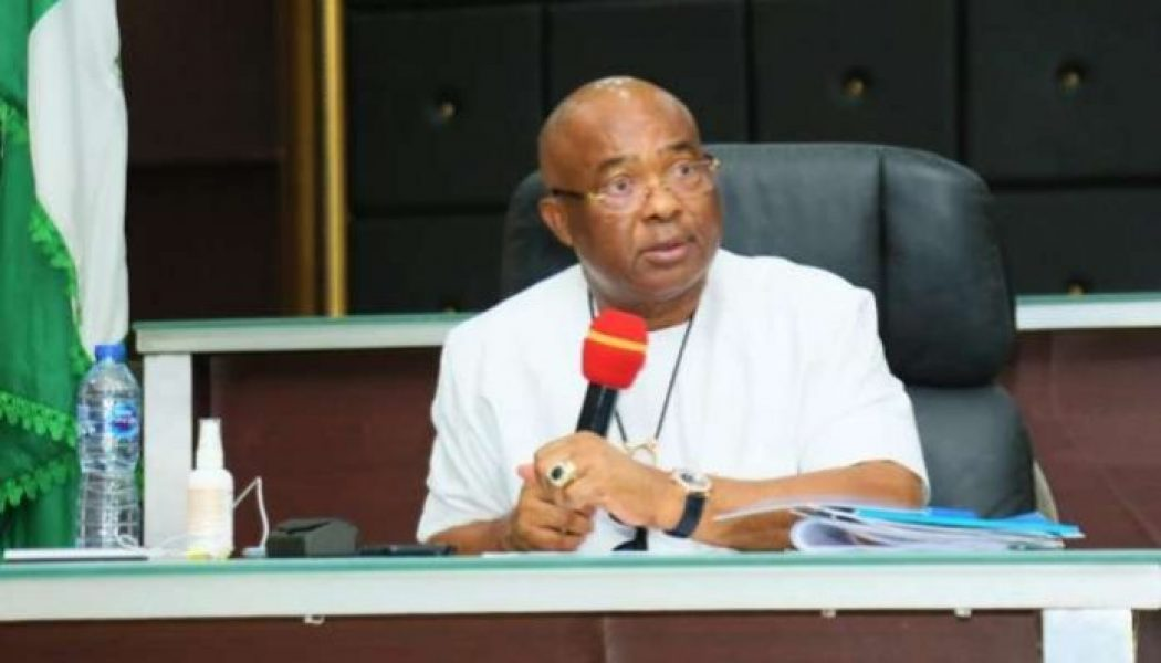 Imo governor orders workers to stay home over spike in coronavirus