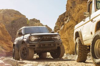 It's Official: The 2021 Ford Bronco Is Delayed