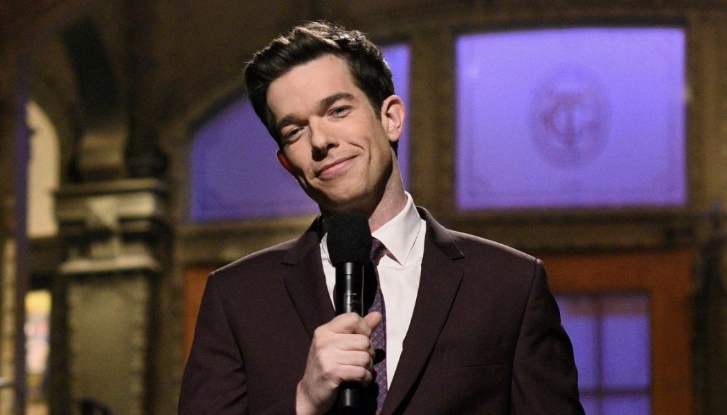 John Mulaney Enters Rehab for Cocaine and Alcohol Abuse