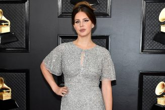 Lana Del Rey Takes the Vintage Route With 'Fallon' Performance: Watch