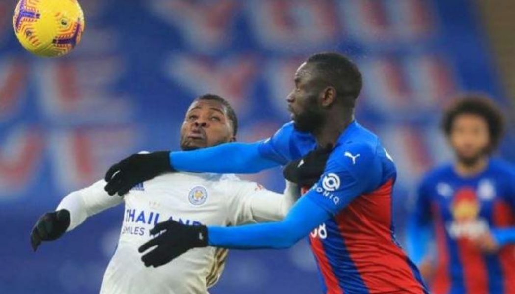 Leicester edge up to second despite draw vs Crystal Palace
