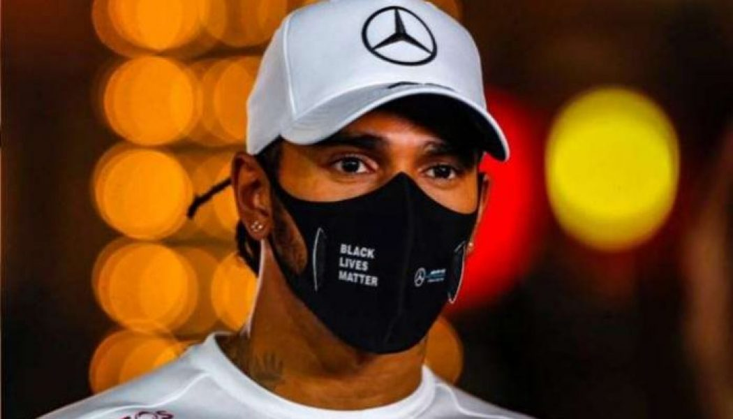Lewis Hamilton tests positive for coronavirus