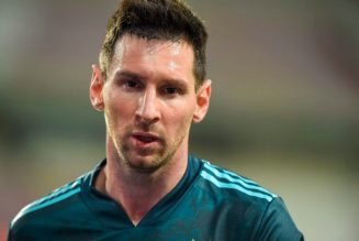 Lionel Messi demands drastic overhaul at Barcelona to stay past 2021