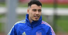 Martinelli expected to play for Arsenal U23s by the end of December