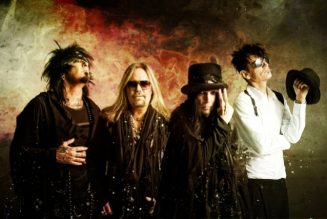 MÖTLEY CRÜE Launches Its Own Line Of Hot Sauce