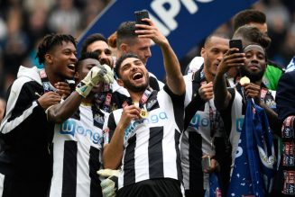 'My agent is taking care of it': 28-yr-old 'can't wait' to leave Newcastle in January