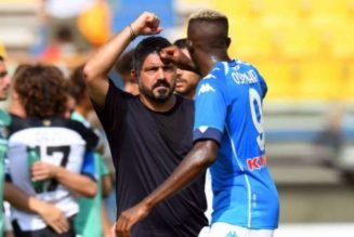 Napoli boss rues Victor Osimhen's absence