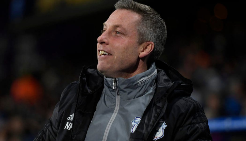 Neil Harris deserves more time as Cardiff City manager
