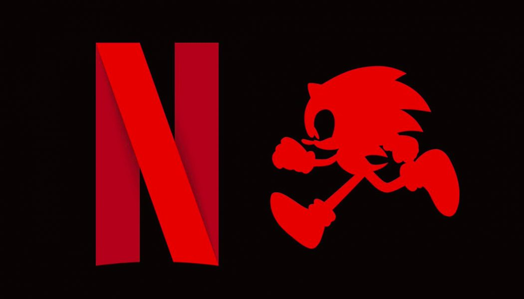 Netflix is making a 3D animated Sonic the Hedgehog TV show