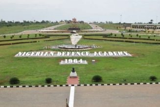 Nigeria Defence Academy commandant's house gutted by fire