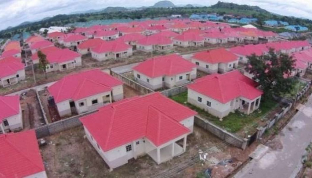 Nigerian government says 300,000 mass housing scheme strictly for low income earners