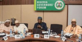 Nigerian governors to meet with President Buhari to address security challenges