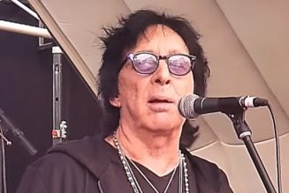 Original KISS Drummer PETER CRISS Turns 75; JOE PERRY, ALICE COOPER, ROB ZOMBIE, Others Record Birthday Messages