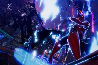 Persona 5 Strikers will arrive on the Switch, PS4, and Steam in February