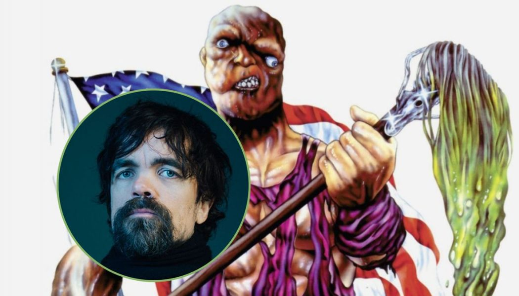 Peter Dinklage to Mop Up Crime in The Toxic Avenger Reboot