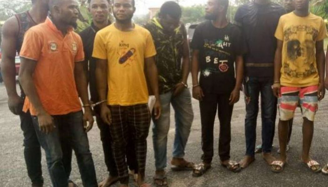 Police arraign kidnap kingpin, seven others for terrorism in Calabar