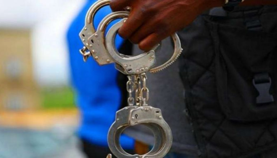 Police arrest two 'armed robbers' in Kano