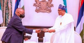 President Buhari: Improved Nigeria-South Africa relations will quicken African development