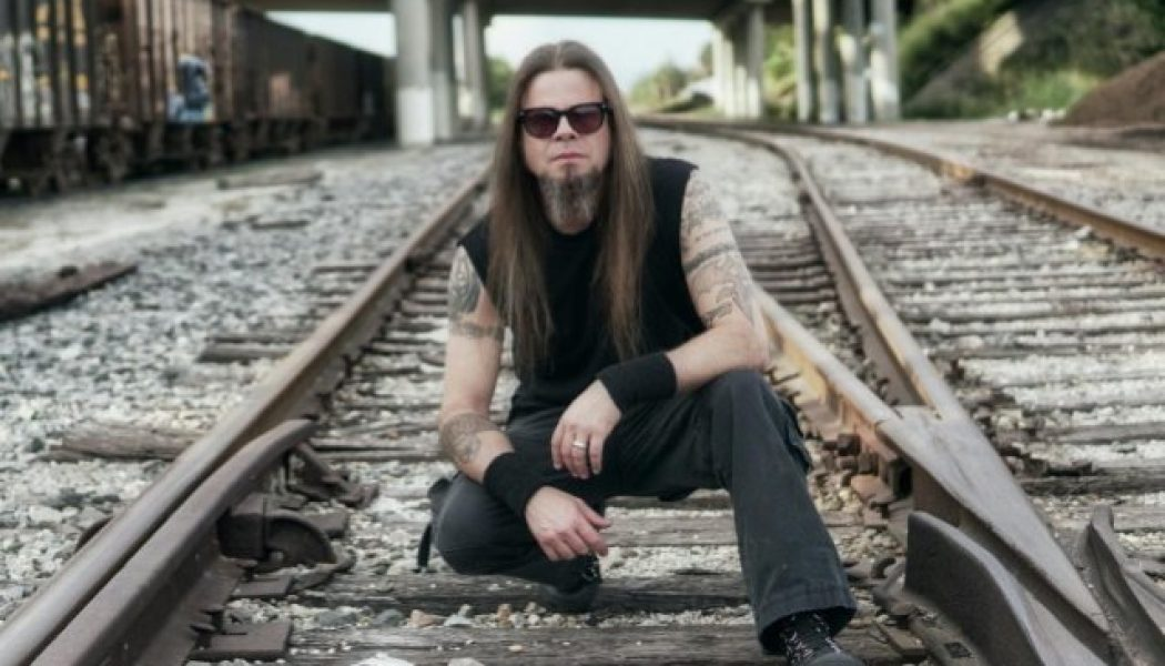 QUEENSRŸCHE Singer TODD LA TORRE To Release Debut Solo Album 'Rejoice In The Suffering'