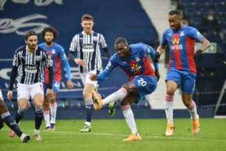 Roy Hodgson 'really pleased' as Crystal Palace hit 5 goals in West Brom rout