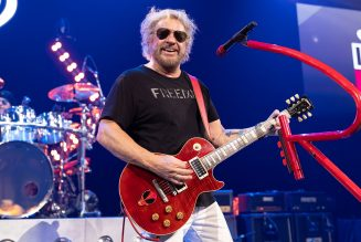 Sammy Hagar Opens Up About His Last Phone Call With Eddie Van Halen: 'Thank God We Connected'
